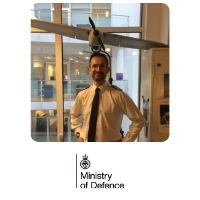 Commander Jamie Sayer Ceng Mba Rn | Unmanned Air Systems – Mini Class TAA & Chairman of NATO AVT-278 Technical Panel | DE&S UK MoD » speaking at UAV Show