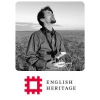Jamie Bellinger | Content Producer | English Heritage » speaking at UAV Show