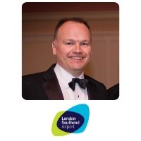 Damon Knight, Head Of Air Traffic Services, London Southend Airport