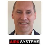 Alexander Fraess-Ehrfeld | Chief Executive Officer | AIR6 SYSTEMS & Airborne Robotics » speaking at UAV Show