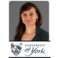 Joana Cruz | Associate Lecturer And Associate Researcher, Department Of Environment And Geography | University of York » speaking at Solar & Storage Live