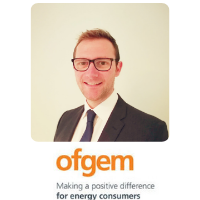 Graeme Barton, Senior Policy Manager, Cross Sector Policy Systems & Networks, Ofgem