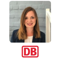 Vanessa Rommel | Director Product Service Experience | Deutsche Bahn » speaking at World Rail Festival