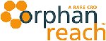 Orphan Reach, exhibiting at World Orphan Drug Congress 2019