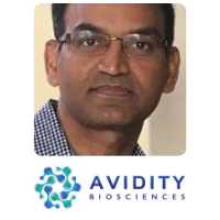 Ramana Doppalapudi | Director Of Chemistry | Avidity BioSciences » speaking at Festival of Biologics US