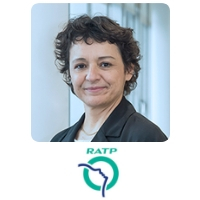 Vania Ribeiro | Chief Digital Officer | RATP » speaking at World Rail Festival