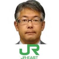 Shigeru Takagi | Deputy General Manager Of Maas Strategy Design and Management Department | East Japan Railway Company » speaking at World Rail Festival