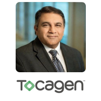 Mohamed Ladha | Vice President And Head, Commercial | Tocagen Inc » speaking at Festival of Biologics US