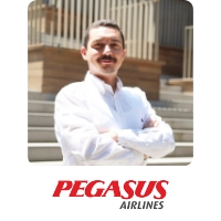 Bahadir Aktan, Head Of Information Technology And Passenger Solutions, PEGASUS AIRLINES