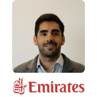 Eliano Marques, Vice President Enterprise Analytics - Data Science, Emirates Airlines