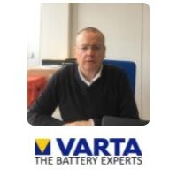 Gordon Clements | General Manager - Power And Energy | VARTA Storage GmbH » speaking at Solar & Storage Live