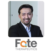 Dr Bob Valamehr | Chief Development Officer | Fate Therapeutics » speaking at Advanced Therapies