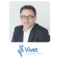 Jean-Philippe Combal, Co-Founder And Chief Executive Officer, Vivet Therapeutics