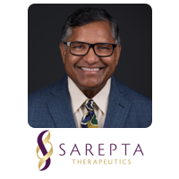 Palani Palaniappan | Head Of Technical Operations And Andover Site | Sarepta Therapeutics » speaking at Advanced Therapies
