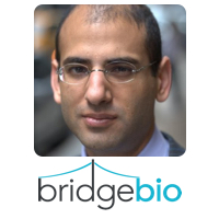 Eric Michael David | CEO-in-Residence, Gene Therapy | BridgeBio-Gene Therapy » speaking at Advanced Therapies