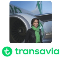 Nathalie Stubler, Chief Executive Officer, Transavia France