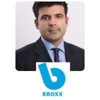 Mansoor Hamayun | Chief Executive Officer | BBOXX » speaking at Solar & Storage Live