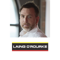 Andrew Harris, Director, Technical Futures & Engineering Excellence Group, Laing O'Rourke
