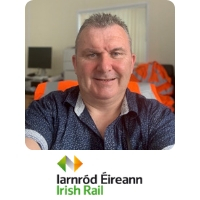 Anthony Christie | Wi-Fi Project Manager | Iarnrod Eireann » speaking at World Rail Festival