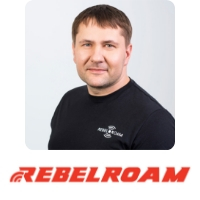 Henri Ploom | Co-Founder And Chief Executive Officer | RebelRoam » speaking at World Rail Festival