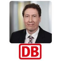 Rolf Härdi, Chief Technology Innovation Officer, Deutsche Bahn AG