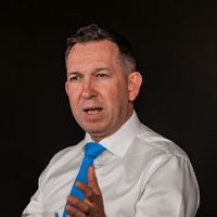 Nick Smith | Managing Director, Australia & New Zealand | Informatica » speaking at Tech in Gov
