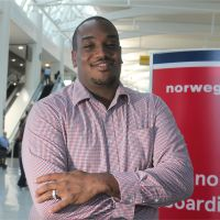 Nathaniel Glover | Regional Manager, North America | Norwegian » speaking at Aviation Festival USA