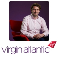 Oliver Byers, Senior Vice President Of Global Sales And Customer Loyalty, Virgin Atlantic