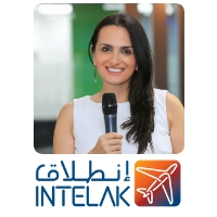 Mia Jafari | Incubator Manager | Intelak Incubator » speaking at World Aviation Festival