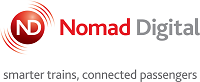 Nomad Digital, sponsor of World Rail Festival 2020