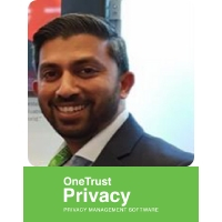 Jeldon Fernandes, Account Executive, OneTrust Technology