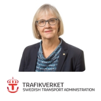 Lena Erixon, General Director, Swedish Transport Administration (Trafikverket)