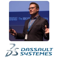 Ronnie Coupland, Aerospace & Defense Director, UK & Ireland, Dassault Systèmes