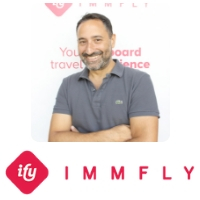 Sotiris Damianos, Marketing Director, Immfly