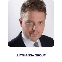 Oliver Bertram, Head of Flight Ops Digital Strategy and Processes, Lufthansa