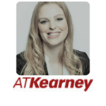Rebecca Gough | Head of Solutions | A.T. Kearney » speaking at Solar & Storage Live