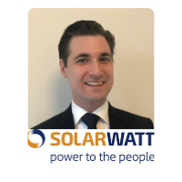 Pol Spronck | Head Of SMI | Solarwatt » speaking at Solar & Storage Live