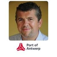 Piet Obstaele | Innovation Manager | Port Of Antwerp » speaking at UAV Show