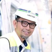 Muhammad Effendi at Asia Pacific Rail 2020
