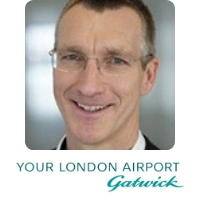 John Barton, Chief Information Officer, Gatwick Airport