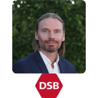 Anders Wibling Hansen | Head Of It, Group Functions | DSB » speaking at World Rail Festival