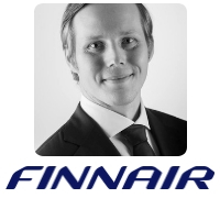 Jorma Nieminen, Head of Ancillary Sales and Payments, Finnair