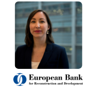 Elizabeth Debevoise Baxter | Renewable Energy Finance | European Bank for Reconstruction and Development » speaking at Solar & Storage Live