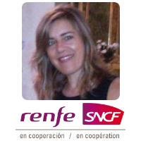Alejandra Vitoria | International Markets Manager | Renfe-SNCF in Co-operation » speaking at World Rail Festival