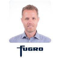 Wilbert Brink | Innovation Manager | Fugro » speaking at UAV Show