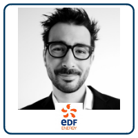 Benjamin Mousseau | Smart Energy Applications Manager | EDF Energy PLC » speaking at Solar & Storage Live