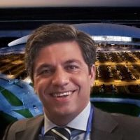 Ricardo Cerri | Chief Technology Officer | Corporacion America Uruguay » speaking at Aviation Festival USA