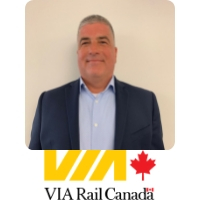Michel Binette | Senior advisor Wireless communication | VIA Rail Canada » speaking at World Rail Festival