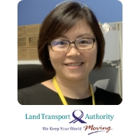Joyce Tay | Deputy Director Of Public Transport Promotion | Land Transport Authority Singapore » speaking at World Rail Festival