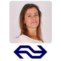 Lies Alderlieste, Chief Information Security Officer, Nederlandse Spoorwegen